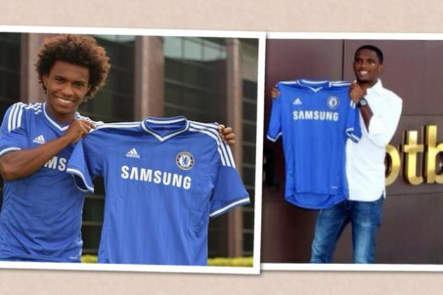 Who Will Contribute More at Chelsea: Samuel Eto'o or Willian?