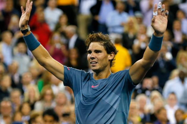Rafael Nadal's Win at US Open Has Set Stage for Monumental 2014