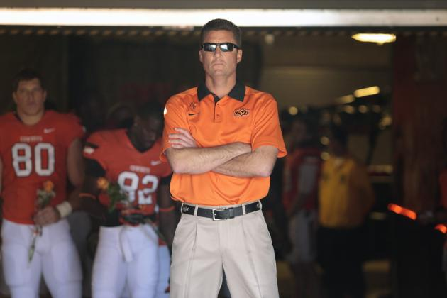 Will Sports Illustrated Expose Be the Downfall for Oklahoma State's Mike Gundy?