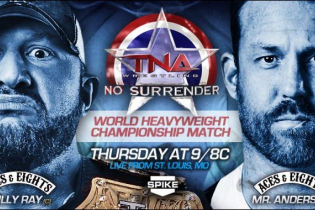 TNA Impact Wrestling: Rumors, Bound for Glory Update and No Surrender Preview