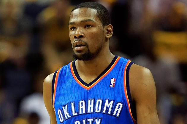 Kevin Durant Willing to Train with Hakeem Olajuwon
