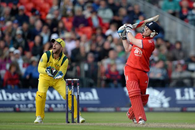 NatWest Series 2013: Key Players in England vs. Australia Third ODI
