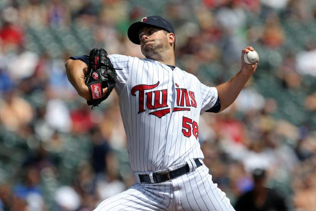 Minnesota Twins Slot Scott Diamond in 6-Man Rotation