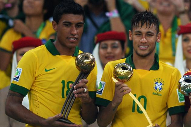 Brazil vs. Portugal: Highlighting Top Stars in High-Profile Friendly