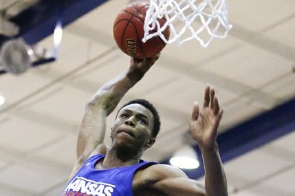 Trio of Jayhawk Freshmen Projected Atop NBA Draft