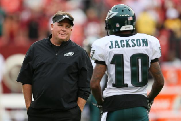 Twitter in Love: Fans Cannot Get Enough of Chip Kelly and the Eagles Offense