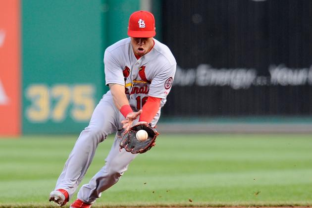 Kolten Wong's Awkward-Yet-Predictable Place on the 2013 St. Louis Cardinals