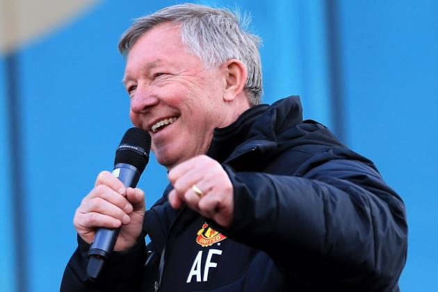 Sir Alex Ferguson Reveals Secret of Managing Manchester United to Harvard