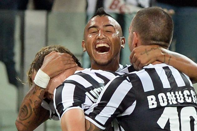 Vidal Set for New Juventus Deal