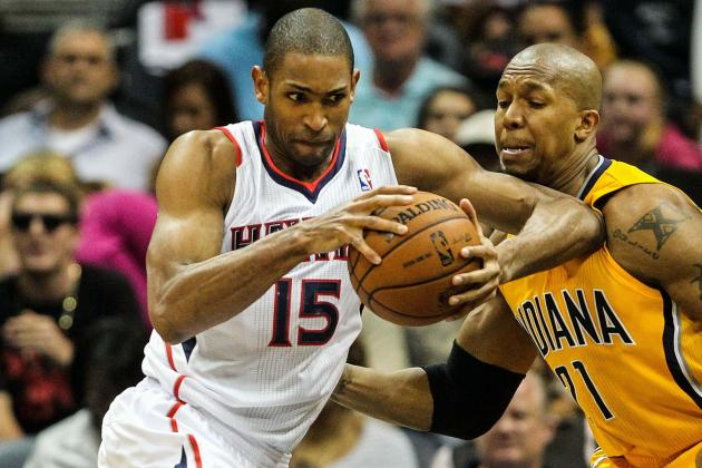 Al Horford Discusses Lamar Odom and Rapping with Ron Artest