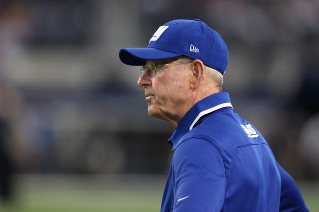 Giants Say No One Faked Injury vs. Cowboys
