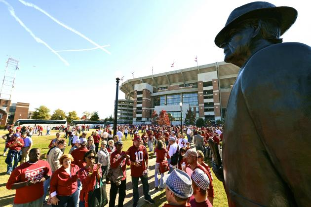 Bear Bryant's 100th B-Day: What He Might Say About Saban, SEC and Johnny Manziel