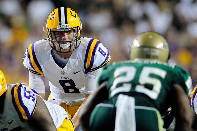 LSU Football: 3 Things Zach Mettenberger Needs to Do to Be a Heisman Contender