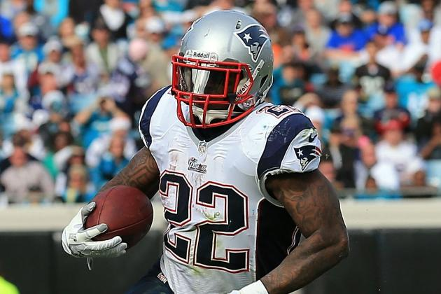 Belichick Says Stevan Ridley Needs to Be Ready