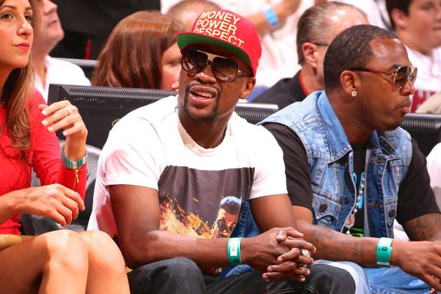 Floyd Mayweather Reportedly Sued for $80,000 for Alleged Unpaid NBA Tickets