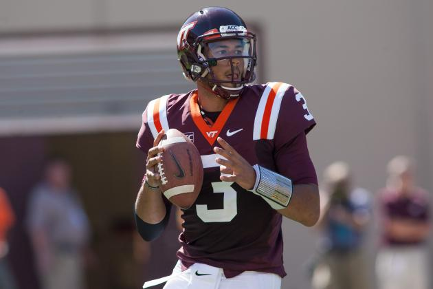 Evaluating Logan Thomas Through First 2 Weeks