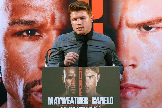 Canelo Alvarez's Next Fight Must Be Rematch with Floyd Mayweather After Loss