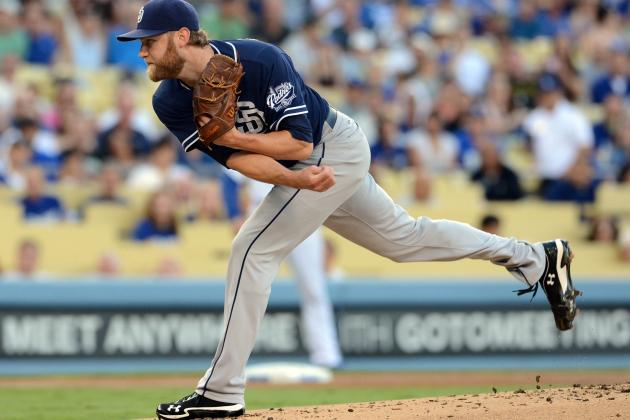 Padres Rotation Could Change in September