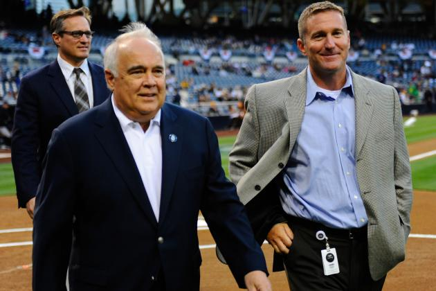 Padres, Dolphins' Presidents Swap Jobs