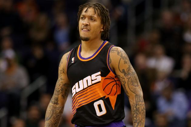 Miami Heat Considering Bringing Back Former Suns Forward Michael Beasley