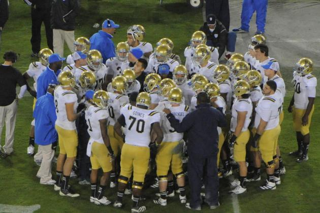 UCLA Football Coaches and Teammates Mourn Popular Nick Pasquale