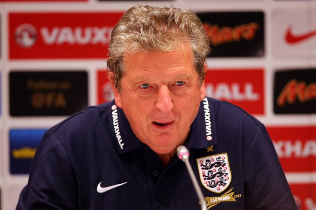 Roy Hodgson and His Surprisingly Easy Time in the Press