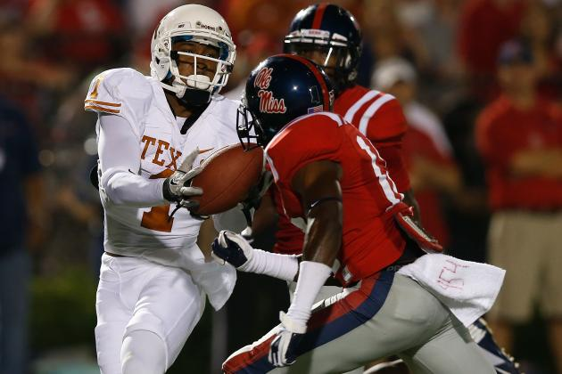 Ole Miss vs. Texas: TV Info, Spread, Injury Updates, Game Time and More