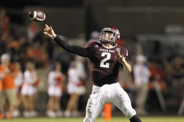 Johnny Manziel's Reputation Rides on Performance vs. Alabama