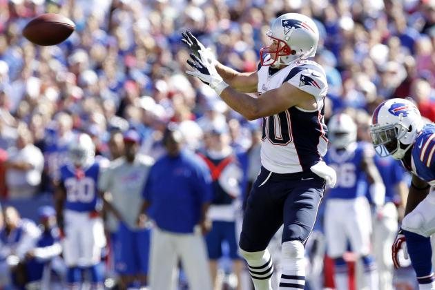 Danny Amendola Injury: Updates on Patriots Star's Groin