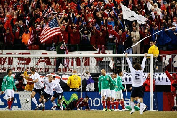 How Did Columbus Become the Unofficial Home of U.S.Soccer?
