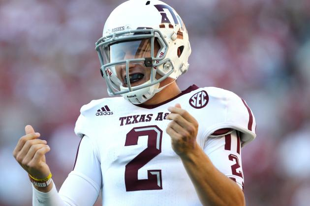 How Texas A&M Should Script Its First Drive vs. Alabama