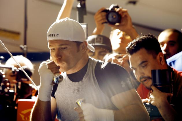 Mayweather vs. Canelo: What a Win Would Mean to Saul Alvarez's Short-Term Future