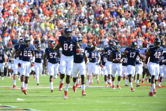 VMI-UVa Football Game Set for 3:30 P.m.