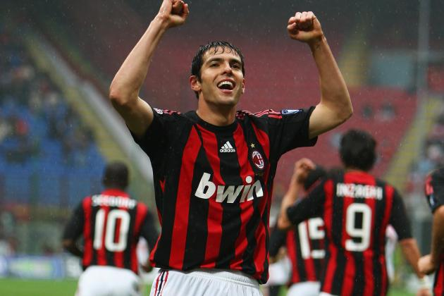 Kaka Looking to Rejuvenate Career and Inspire Next Generation with Milan Return