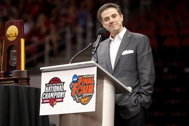 Louisville Fans Can Now Purchase Pieces from the 2013 Final Four Court