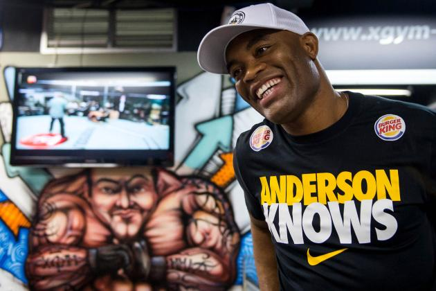Anderson Silva: Chael Sonnen Will Be Next United States President