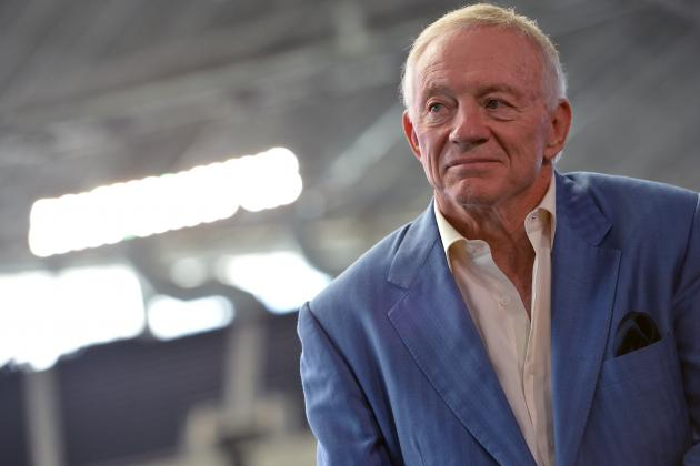 For Dallas Cowboys, It''s Still Jerry''s World