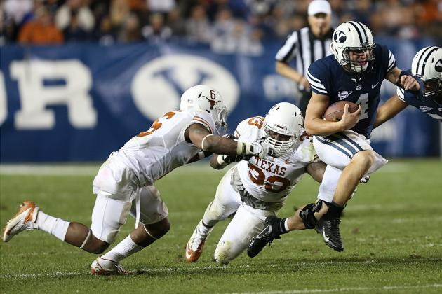 Texas Football: Recalibrating Season Expectations After Loss to BYU