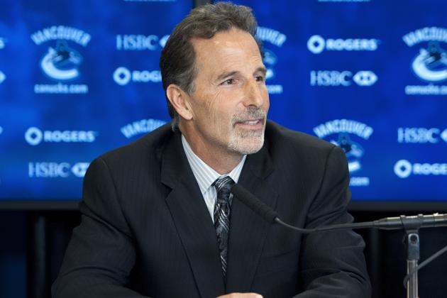 Torts Warns Canucks on Twitter: 'There Better Be Nothing Coming Out...'