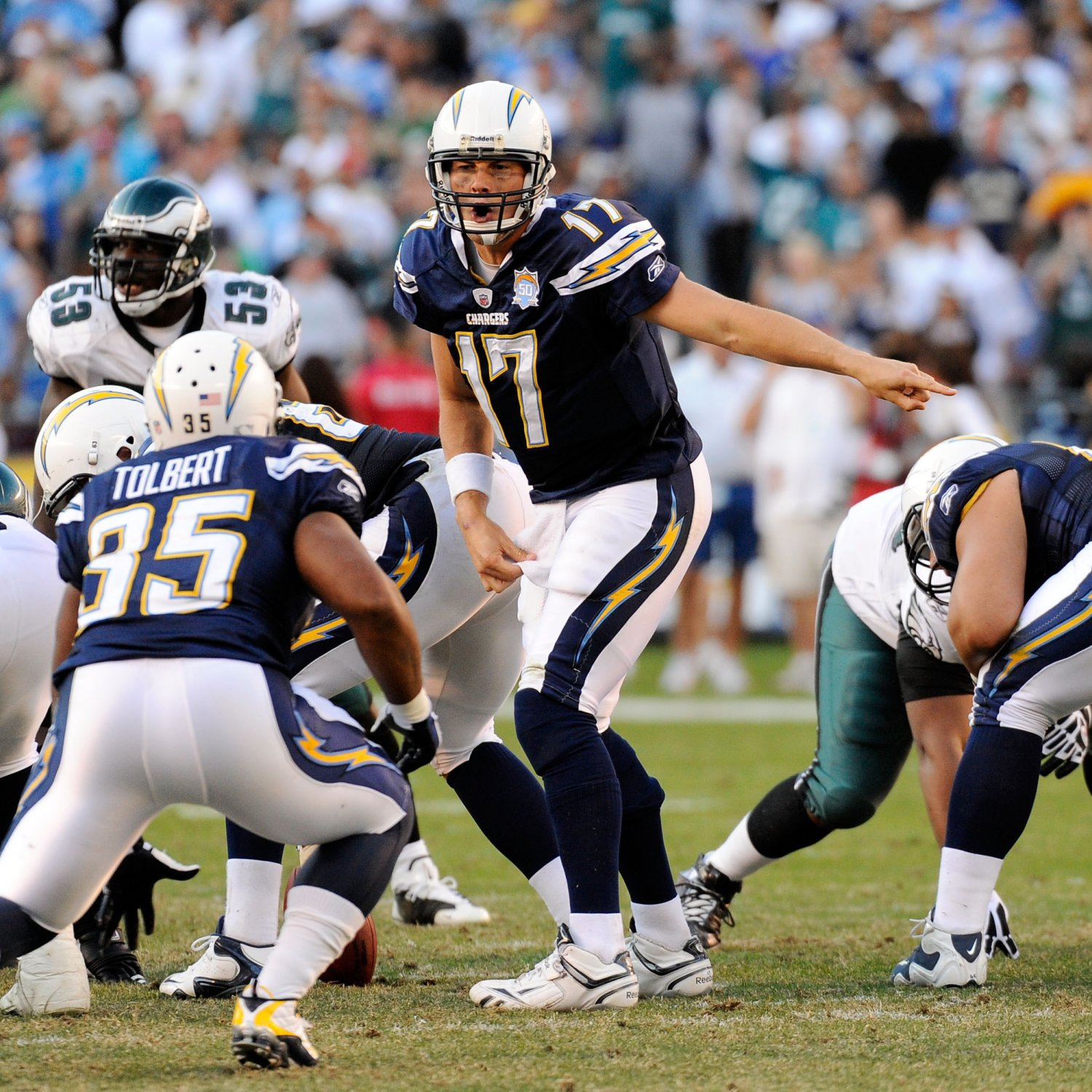 San Diego Chargers Game Time: Chargers Vs. Eagles: TV Info, Spread, Injury Updates, Game