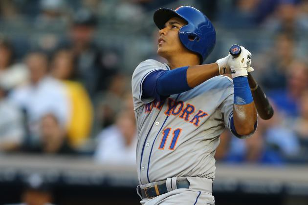 Tejada Officially Rejoins Mets