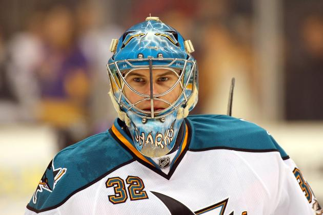 Sharks to Have Open Competition for Backup Goalie Gig