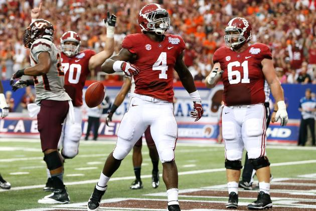 How Alabama Should Script Its First Drive vs. Texas A&M
