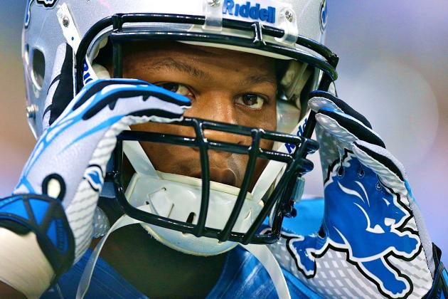 Ndamukong Suh Fined $100K for Low Block on Vikings' John Sullivan