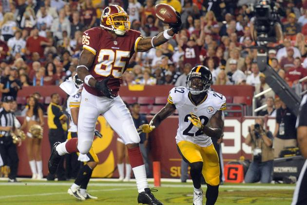 Leonard Hankerson's Updated Fantasy Outlook and Analysis for 2013 Season