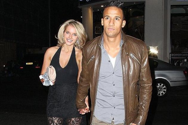 Scott Sinclair's Ex-Girlfriend Helen Flanagan Goes Topless Amid Romance Rumours