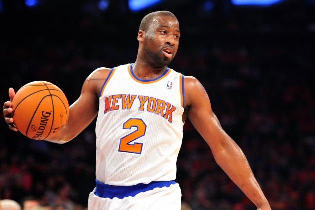 Raymond Felton Is the Key to NY Knicks' Contender Status This Season