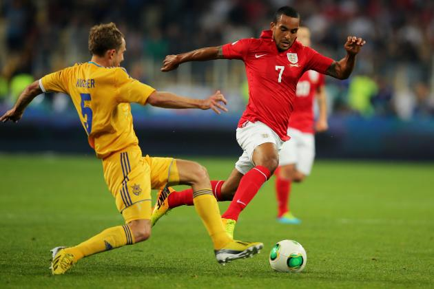 Ukraine vs. England: Live Score, Highlights and Recap for World Cup Qualifier