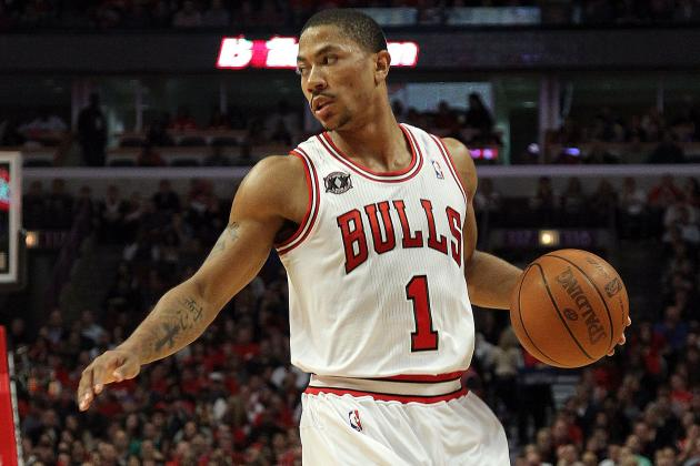 Derrick Rose Is Biggest Threat to Miami Heat Three-Peat