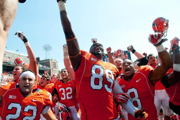 Illini Ride Wave of Momentum to Chicago